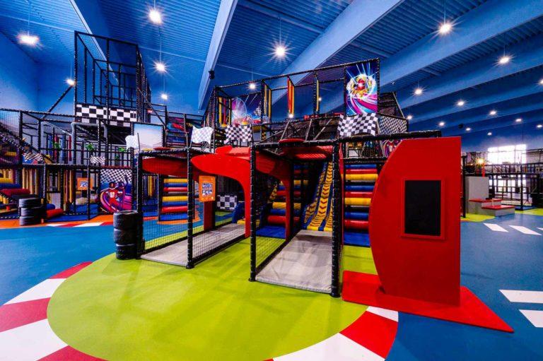 Indoor Freizeitpark